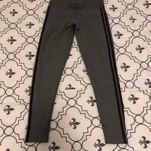 Adidas Dark Gray Climalite leggings